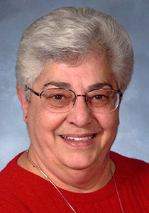 Sister Mary Palmer, Vice President and CSJ Liaison